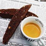 Espresso& biscotti