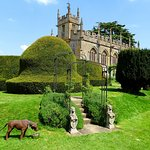 St Marys Church & Gardens, Sudeley Castle