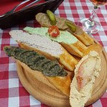 Photo of Trout, Bread and Wine