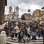 Amazing Spanish steps