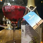 Tarquins Blackberry Gin - perfect over ice