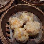Pork and Prawn Dumplings (with no sauce)
