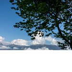 Blick vom Solerhof nach Feldthurns