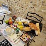 Petit Déjeuner Complet Hotel Nova Montpellier