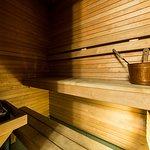 Studio Apartment with Sauna