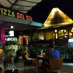 Pizza Del Sol ภาพถ่าย