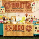 Dukki at the Great Food and Drink festival 2017