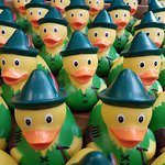 Robin Hood Rubber Ducks