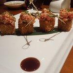 Fried sushi?!