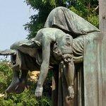 La scultura in bronzo