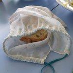 La Sopa de Melón y la Lasaña de Soja... Mmmm!!! Y no hablar del postre 🤤