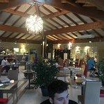 la magnifique salle du restaurant !