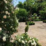 Jardin Terrasse du Pavillon de Kériolet