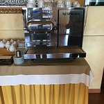 FANTASTIC coffee machine