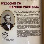 Foto de Petaluma Adobe State Historic Park