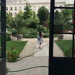 Sofia University Botanic Garden Image