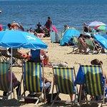 Bournemouth Beach ภาพถ่าย