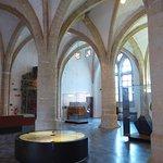 Porte de Hal: gothic hall
