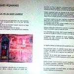 Explication des fresques de St Laurent