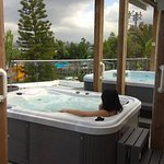 GB Open Air Spa Jacuzzi