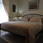 Guinea Fowl - Main bedroom (queen size bed)