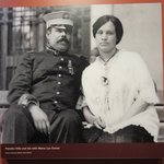 Pancho Villa and his wife