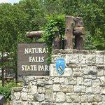 Foto Natural Falls State Park