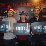 Foto de Breakout Manchester