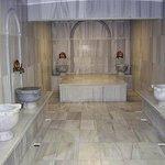 Amazing Turkish bath.