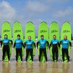 Foto di Fistral Beach Surf School