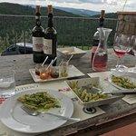 Lunch at Aziendo Agricola Altiero