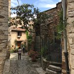 One of our stops in Chianti country