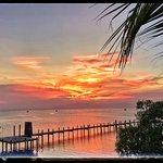 burning northshore sunsets