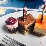 Amazing desserts! Yum