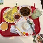 Tortang Talong and Chicken Livers