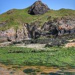 Three Cliffs Bay ภาพถ่าย