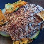 Main dish - steamed fish