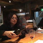 This woman tells all about Basedow vines.
