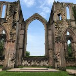 Fountains Abbey and Studley Royal Water Garden Fotografie