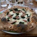 Pizza salsiccia e friarielli