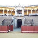 Plaza de Toros de la Maestranza ภาพถ่าย