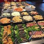 buffet à volonté