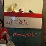 La vera pizza napoletana👍👍👍