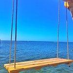 Foto de The Sunken Fish Tree Top Ocean View Bar & Restaurant