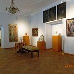 Muzealne komnaty.