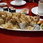 Sushi In A Box照片