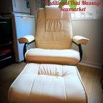 Foot massage Chair