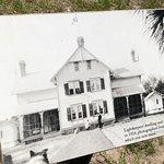 Hunting Island Lighthouse ภาพถ่าย