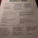 Foto Bisbee's Table
