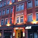 Becherplatz Pivovar Karel IV. Photo